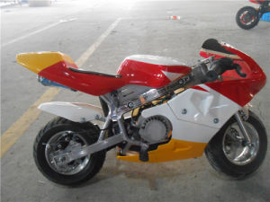 11 Color Can Choosed 50cc 2 Stroke Mini Pocket Bike (Jy-Pb0010 pictures & photos