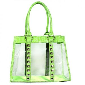 Soft PVC Tote Bag with Competitive Price pictures & photos