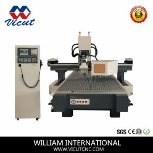 Auto Tool Change Wood Carving Machine CNC Router Carving Router pictures & photos