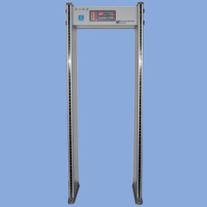 Airport Security Walkthrough Metal Detector. Door Type Metal Detector for Security Xld-A2 pictures & photos
