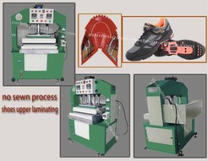 Sport Shoes Hydraulic Heat Pressing Forming Making Machine