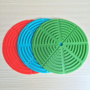 Plastic Folded Placemat (BR-HP-028) pictures & photos