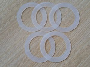 Silicone Gasket, Silicone Ring, Silicone Seal with 100% Silicone pictures & photos