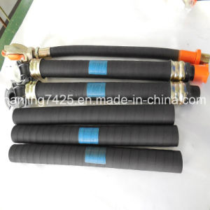 ISO En854 Brake Rubber Hose Assembly for The Crh, Subway, Train pictures & photos