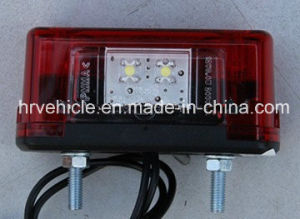 LED License Plate Light for Truck Heavy Duty Vehicle pictures & photos