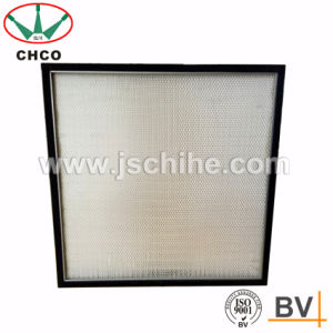 HEPA Air Panel Filter Element for Air Purifiers pictures & photos
