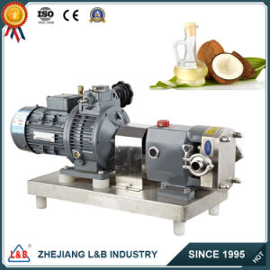 Factory Price Machine Gear Pump Price/Rotary Lobe Pump pictures & photos
