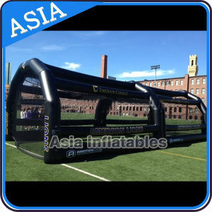 40 Feet Giant Durable PVC Tarpaulin Baseball Inflatable Batting Cages for Sale pictures & photos