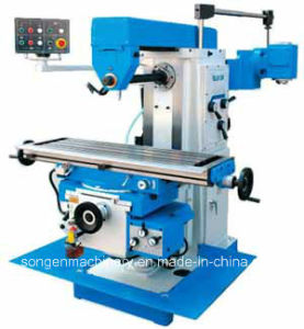 Table 1320X360mm Knee-Type Universal Horizontal Milling Machine pictures & photos