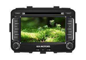 Windows Ce Car DVD Player for KIA Carens (TS7577)