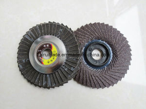 Flower Shape Korea Abrasive Flexible Flap Disc pictures & photos