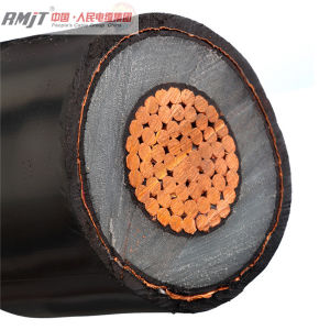 11kv Copper Wire XLPE Power Cable with Copper Tape Screen pictures & photos