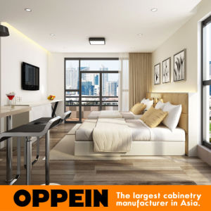 Oppein Modern Well-Equipped Compact Apartment Hotel Bedroom Furniture (OP16-HOTEL04) pictures & photos