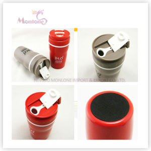 Double-Layer Insulated Plastic Water Bottle pictures & photos
