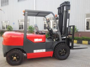 Best Sell 5.0 Ton Diesel Forklift Truck with Certificates (CPCD50) pictures & photos