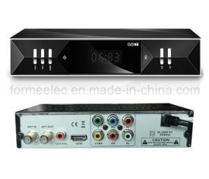 HD FTA DVB T DVB-T2 TV Set Top Box STB pictures & photos