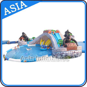 Commercial Inflatable Water Park for Water Sports, Inflatable Backyard Water Park pictures & photos