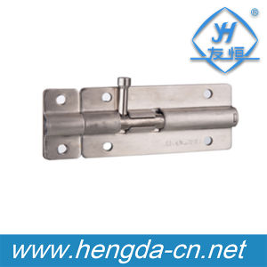 High Quality Stainless Steel Floor Door Bolts (YH9534) pictures & photos