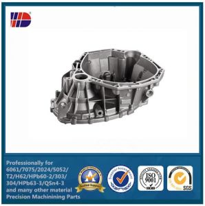 Silica Sol Precision Sand Casting Steel Housing for Water Pump Wdkc5873 pictures & photos