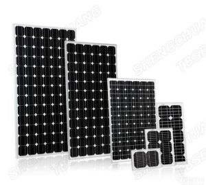 20W-300W Monocrystalline / Polycrystalline / Amorphous Solar Panels, Solar PV, Solar Cells, Solar Modules for Solar Power Plants, Stations, Home pictures & photos