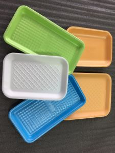 Best Price Food Packaging Manufacturer Plastic Fish Tray for Seafood Packaging pictures & photos