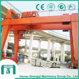 Quality as World Leading Level Double Girder Gantry Crane pictures & photos