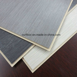 Crystal Wiredrawing Grain WPC Vinyl Wall Tile Flooring Tile pictures & photos