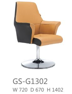 Modern Meeting Leather Office Chair