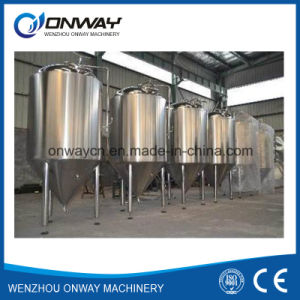 Bfo Stainless Steel Beer Beer Fermentation Equipment Yogurt Fermentation Tank Industrial Acid Juice Beer Making Equipment pictures & photos