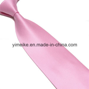 Nice-Looking Gien Check Men′s Polyester Silk Ties 15 Colors Collection (WH09) pictures & photos