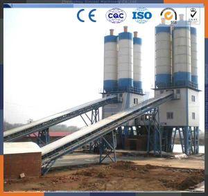 Hzs35 Modular Dry Concrete Mixing Machine Cement Plant Construction Project pictures & photos