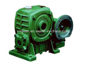 Wpea Double Worm Gear Reducer Gearbox with Large Ratio pictures & photos