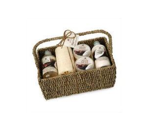 Hot Sale Printing Ceramic Accessories Gift Bath Set pictures & photos
