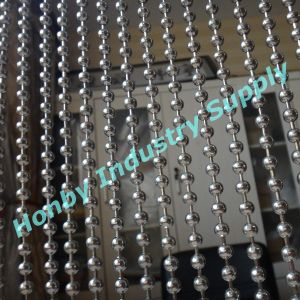 Amazing 6mm Ball Chain Hanging Room Divider