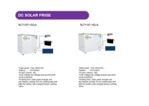 Hot Sale 190L DC Solar Freezer pictures & photos