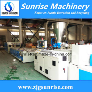 Reliable Plastic PVC Wall Panel Board Extrusion Machine pictures & photos