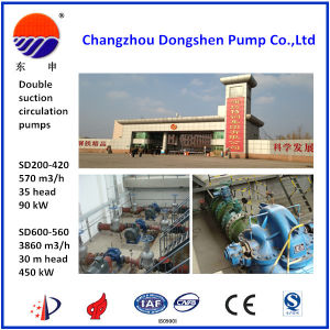 SD Double Suction Pumps for Steel Plant