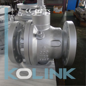 Floating Type Ball Valve Flange End
