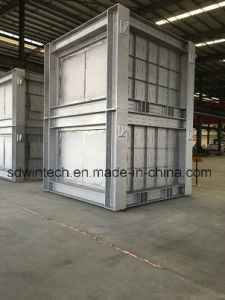 High Efficiency Plate Type Air Preheater/Air Heater /Waste Heat Recovery Unit pictures & photos