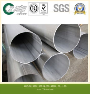 Manufacturer AISI 304 Stainless Steel Welded Pipe (300 Series) pictures & photos