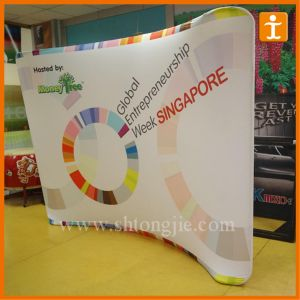Aluminum Stand Magnetic Pop up Display (TJ-08) pictures & photos