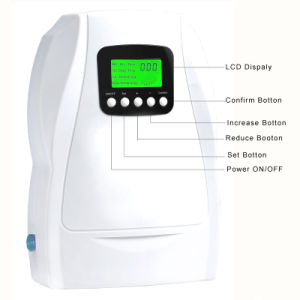 Portable 500mg/H Output Ozone Generator with Cycle Working pictures & photos
