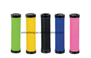 Bicycle Grips for Mountain Bike Lock-on Handle (HGP-017) pictures & photos
