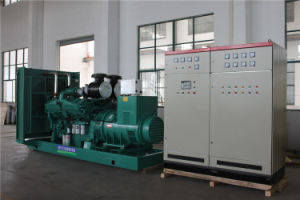 Cummins Engine Open Type Diesel Power Generator (20kw~1000kw)