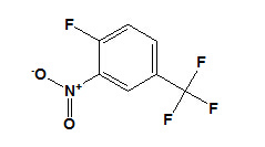 4-Fluoro-3-Nitrobenzotrifluoride CAS No. 367-86-2 pictures & photos
