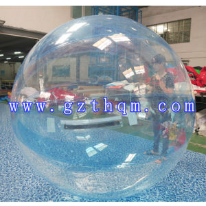 Inflatable Water Rolling Ball/Inflatable Beach Ball/Inflatable Sport Ball pictures & photos