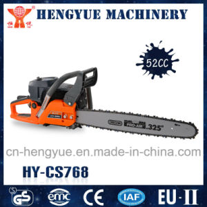 Chinese Chainsaw Gasoline Power with Chain and Guide Bar pictures & photos