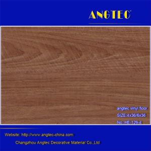 Hot Sale Lvt Vinyl Tile Click Flooring-Factory in Changzhou Plastic PVC Flooring pictures & photos