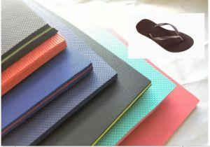 15mm Fashion Design Flip Flops Sole Sheet PE Foam Sheet pictures & photos