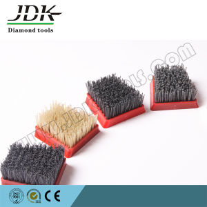 Diamond Round Abrasive Brush for Stone Processing pictures & photos
